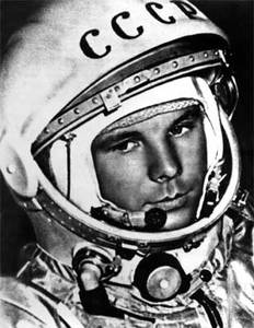 Eu-1960'syuri-gagarin-first-man-in-space
